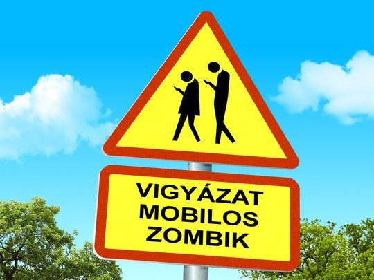 mobilos zombik