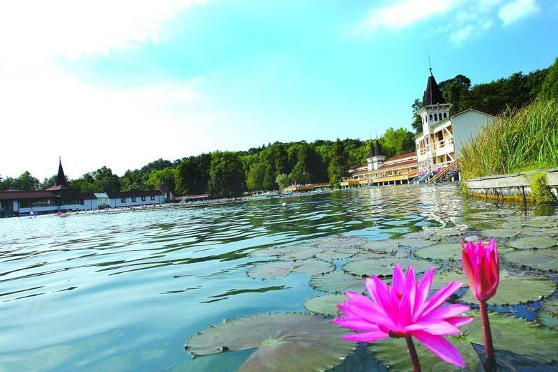 hévízi tó