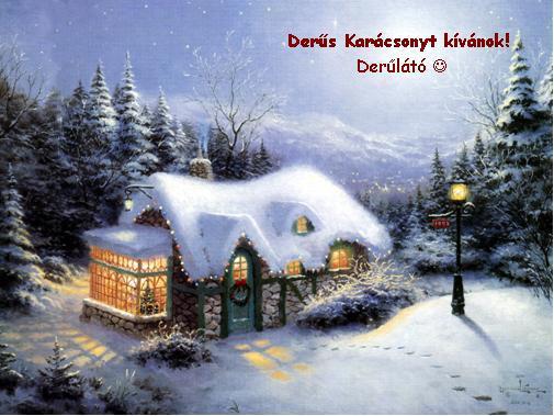 Derűlátó Karácsony