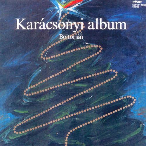 Bojtorján Karácsonyi album