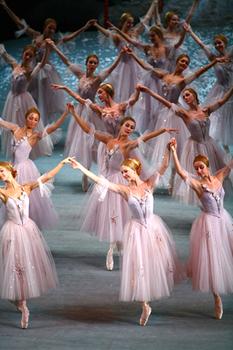 hópelyhek tánca