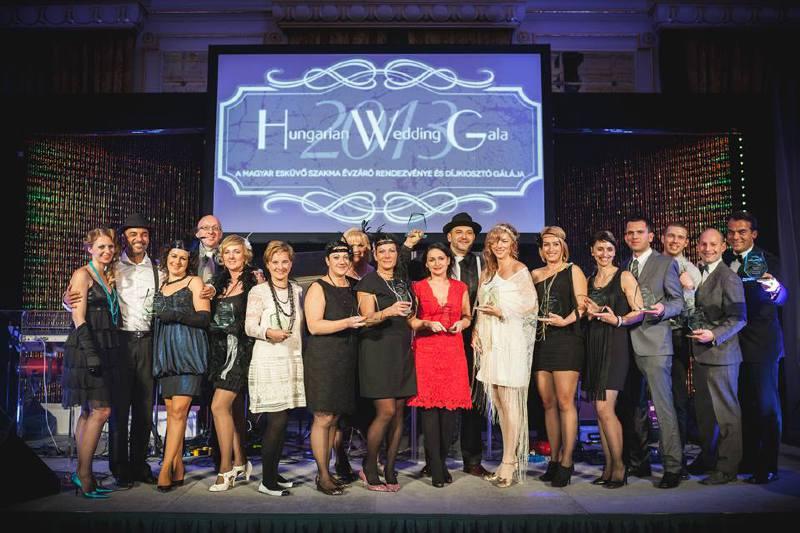 A  HWG 2013. díjazottjai