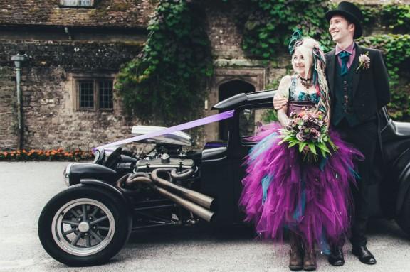 Szakítva a hagyományokkal - STEAMPUNK esküvő - Menyasszony Stylist 9ec0f4ea7c