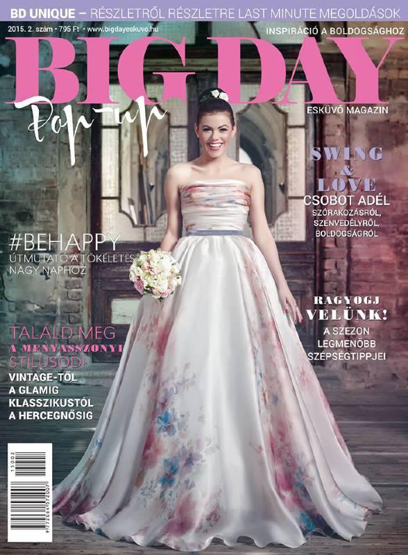 3d772ea797b Visszajáró vendége vagyok az RTL Klub reggeli műsorának esküvői ruházat  témakörében és ezen kívül számos magazinműsorban megfordultam szakértő  vendégként.