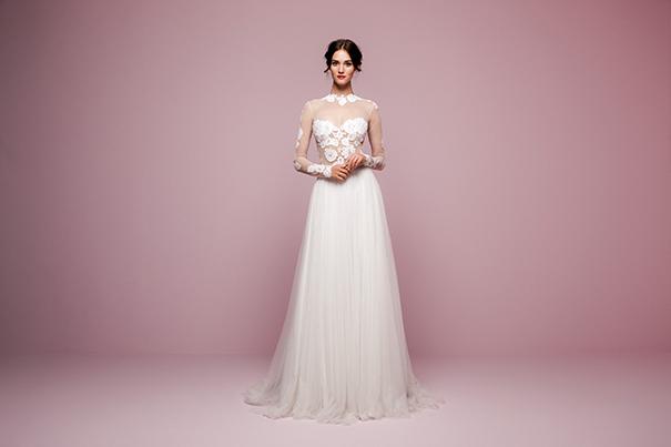 Esküvői ruhafazonok - az A vonalú esküvői ruha - Menyasszony Stylist 188dffa6af