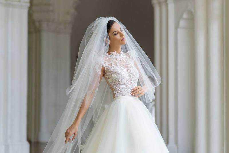 A mai menyasszonyi ruhák már a legtöbb esetben nem hófehérek 16660d1789