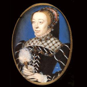 Catherina de Medici parfümtörténet