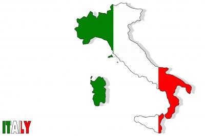 Olaszország plasztika