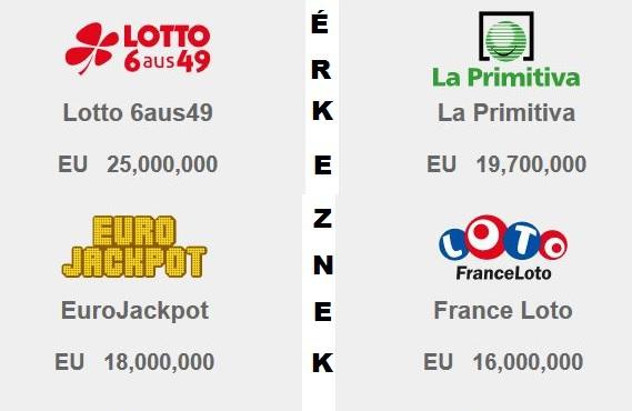 Német Lotto 6aus49