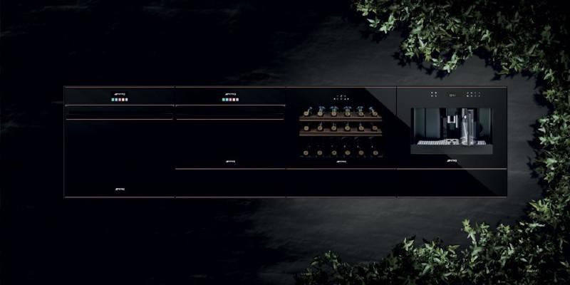 SMEG Dolce Stil Novo gépek