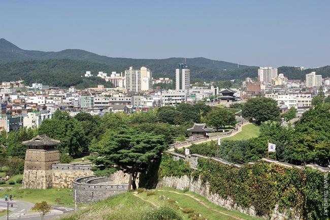 21433478da92 Suwon Hwasong Kulturális Fesztivál - Korea Ékkövei