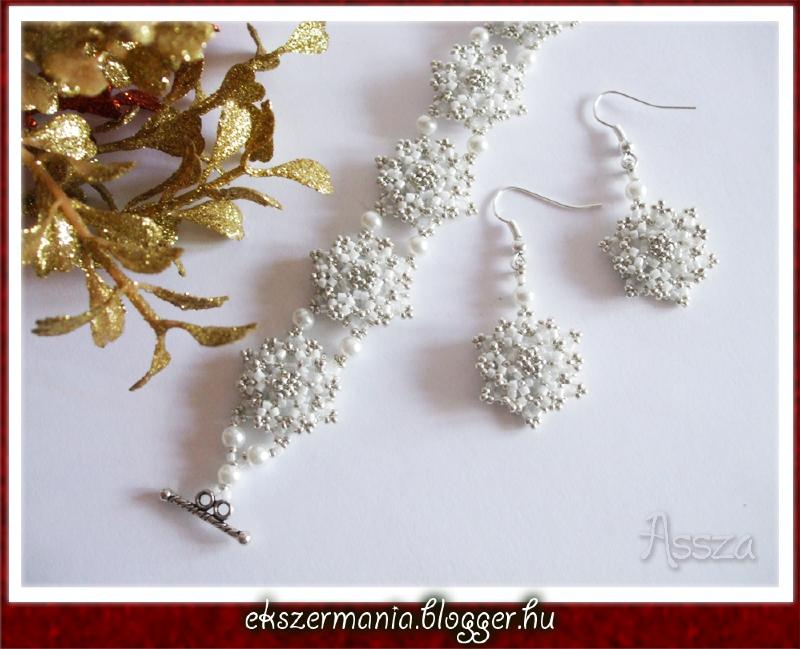 Snowflake ékszerek