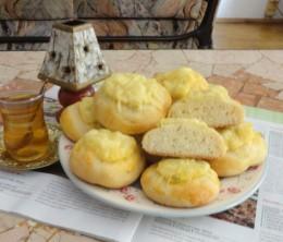 török krumplis pogácsa