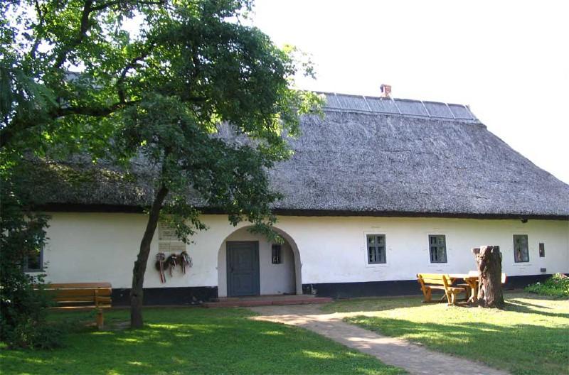 Szatmárcseke - Kölcsey-kúria