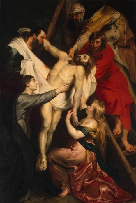 Rubens: Jézus halála