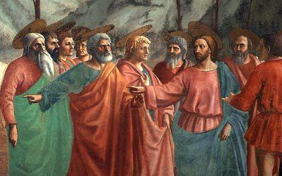 Jézus apostaolaival