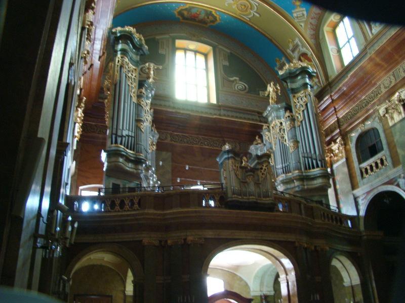 Nagyváradi Székesegyház orgonája