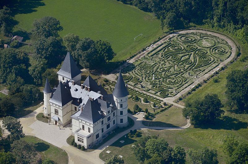 Tiszadob Andrássy kastély