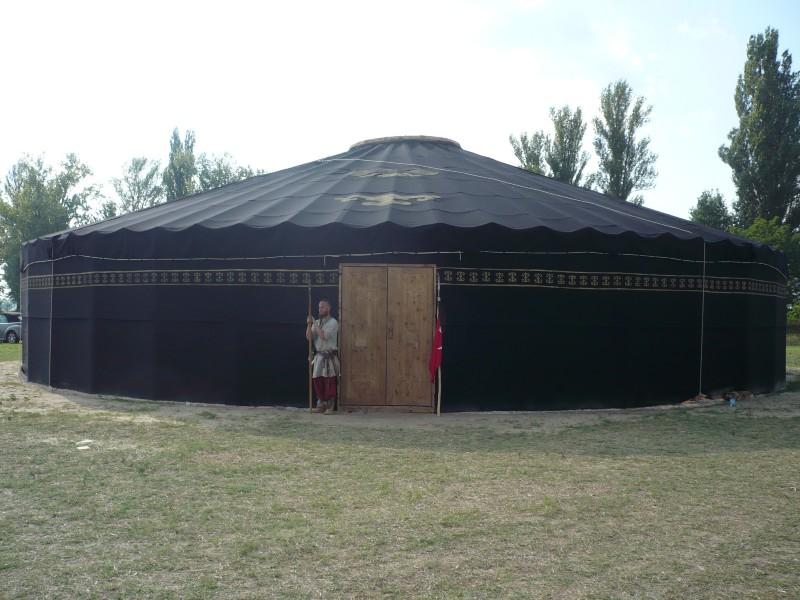 Attila sátra