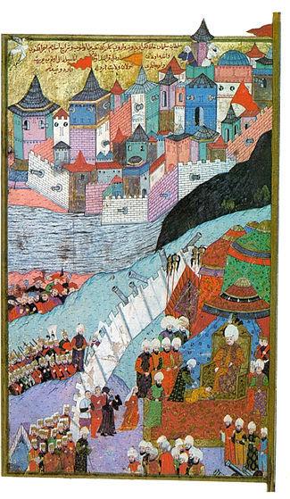 Buda várának török kézrekerülése