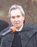 Mohácsi László tisteletes úr