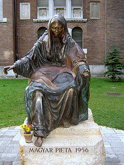 Magyar Pieta 1956 Szeged