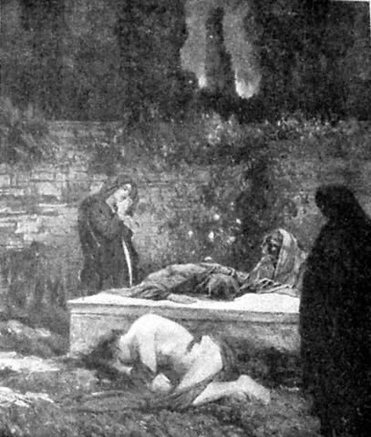Feszty Árpád: Triptichon