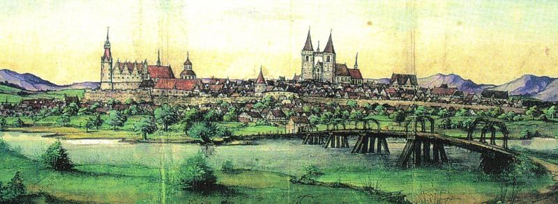 Wittenberg városa