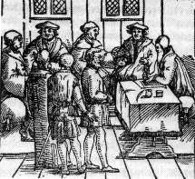 Dévai Bíró Mátyás bírái előtt (Bécs 1531)