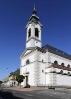 A Győri Egyházmegye temploma