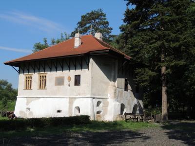 Marossilye kastélya