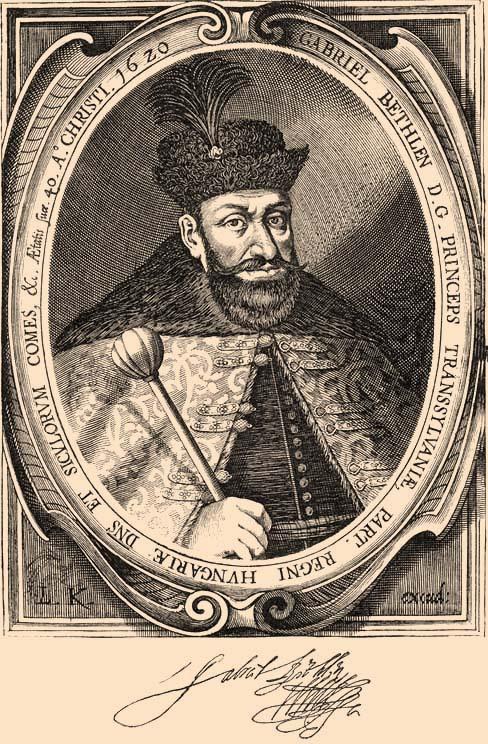 Bethlen Gábor erdélyi fejedelem