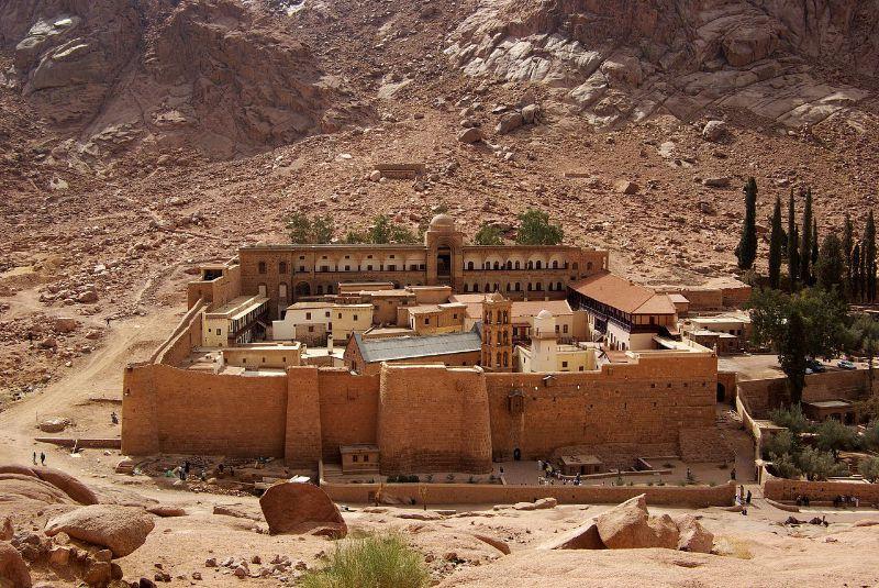 Szent Katalin-kolostor