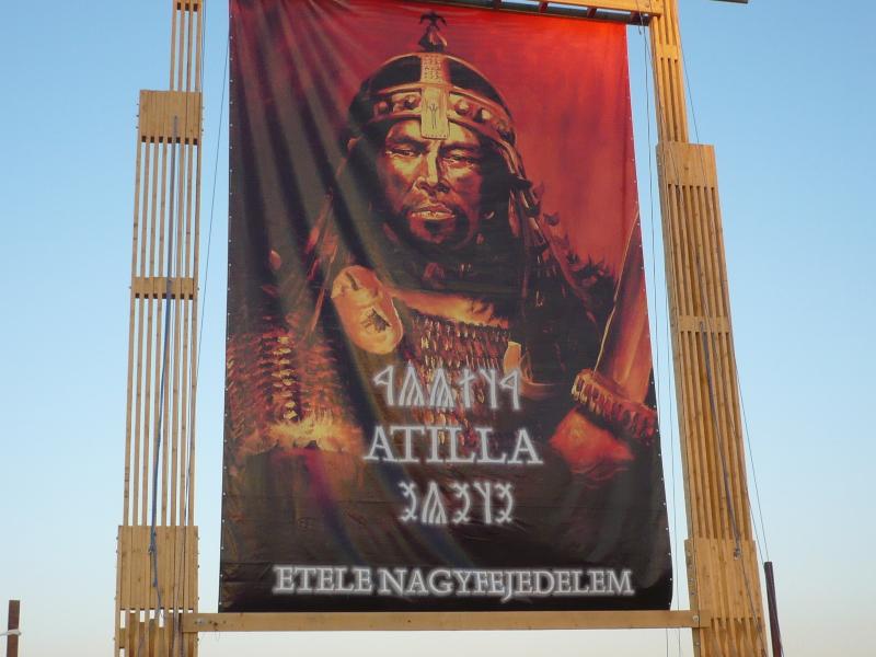 Attila kapu - Kurultaj