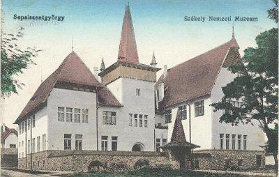 Székely Nemzeti Múzeum - Sepsiszentgyörgy