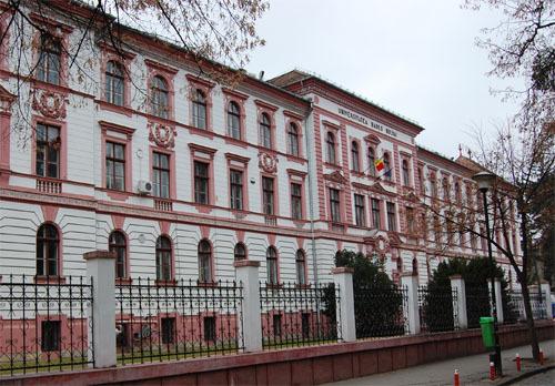 Bólyai Tudományegyetem - Kolozsvár