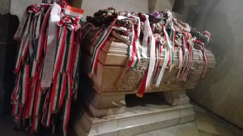 A Kassai Dóm kriptája