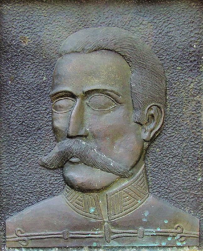 Poltenberg Ernő lovag, honvéd tábornok
