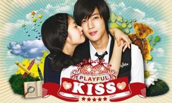 Dorama! ! ! Playful Kiss - korei zenék, drámák! 92dc92686196
