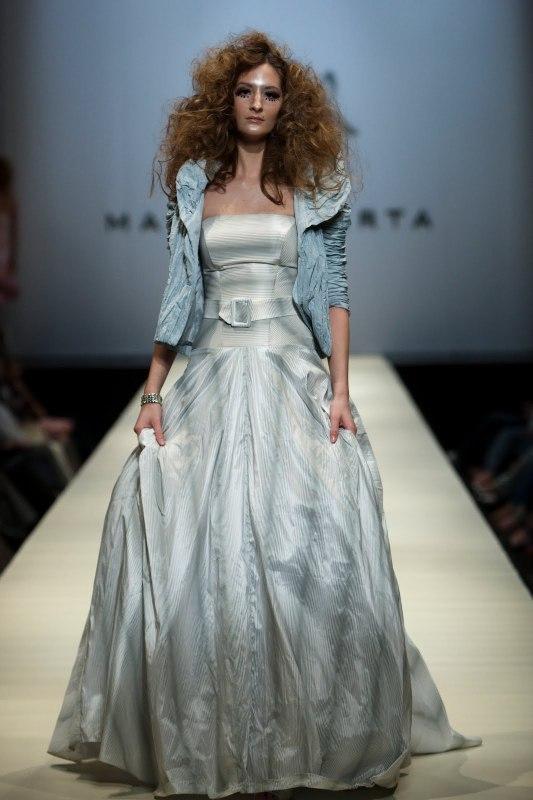 Polgári esküvői viselet - a la Makány Márta e33d9b3644