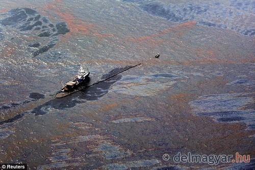 olajkatasztrófa