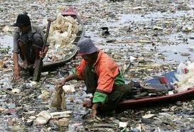 óceán hulladék